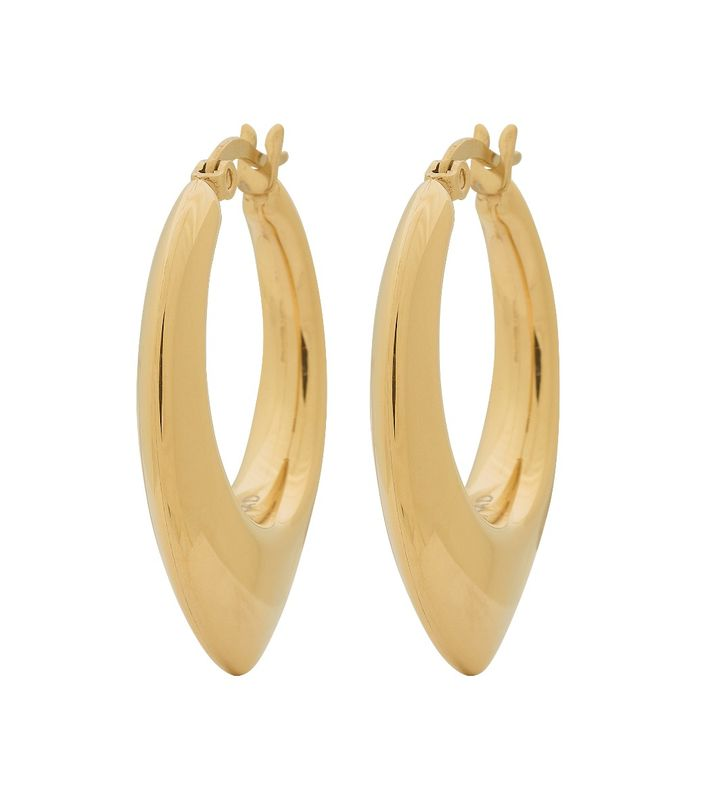 Relic Hoops L Gold