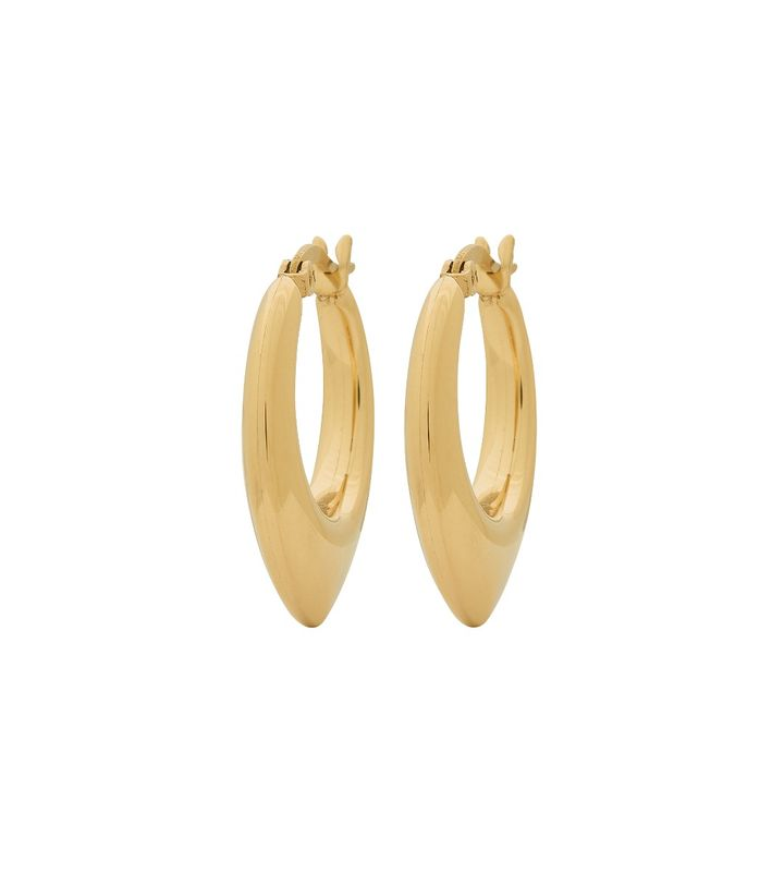 Relic Hoops S Gold