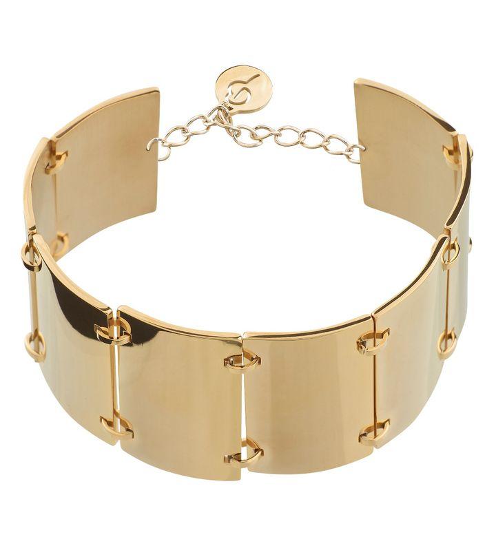 Ridge Bracelet Gold