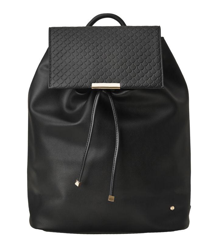 Robur Backpack Black