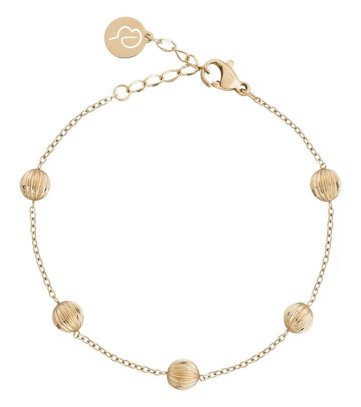 Roselle Bracelet Multi Gold