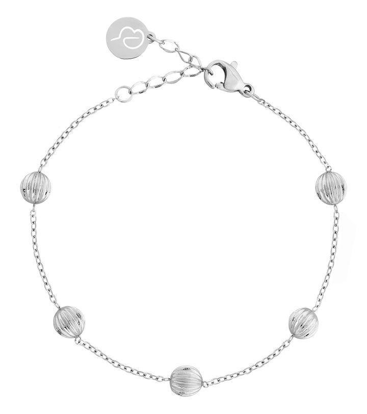 Roselle Bracelet Multi Steel