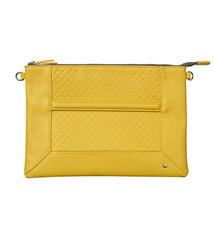 Ruby Laptop Case Mustard