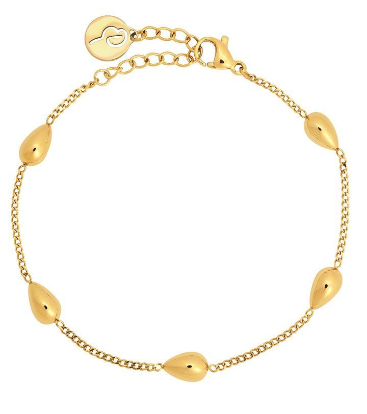 Sander Bracelet Multi Gold