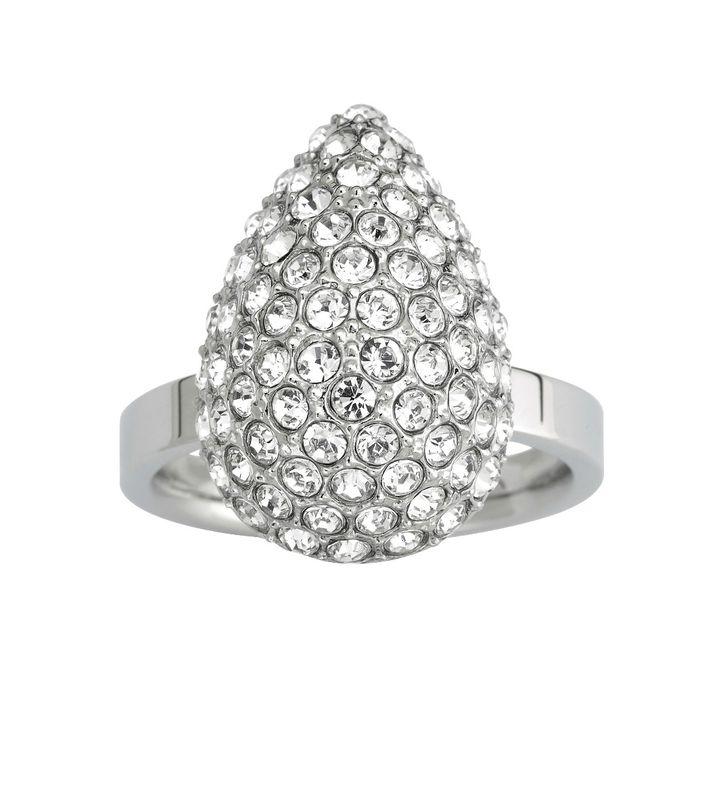 Sander Ring CZ Steel