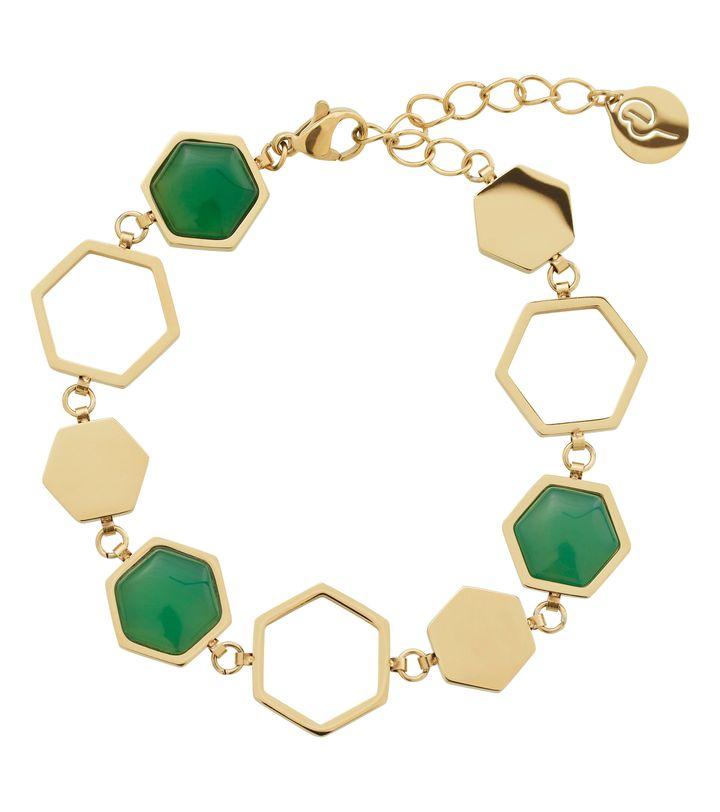 Sapphire Bracelet Harmony Gold