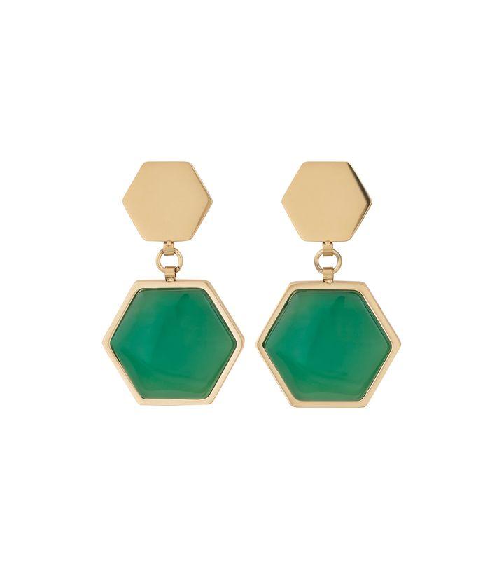 Sapphire Earrings Harmony Gold