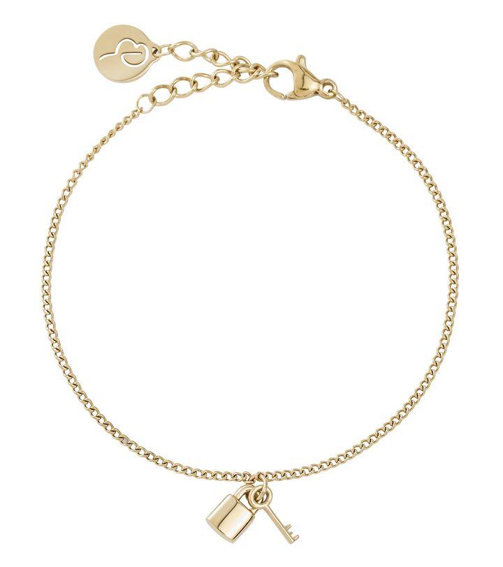 Secure Bracelet Gold