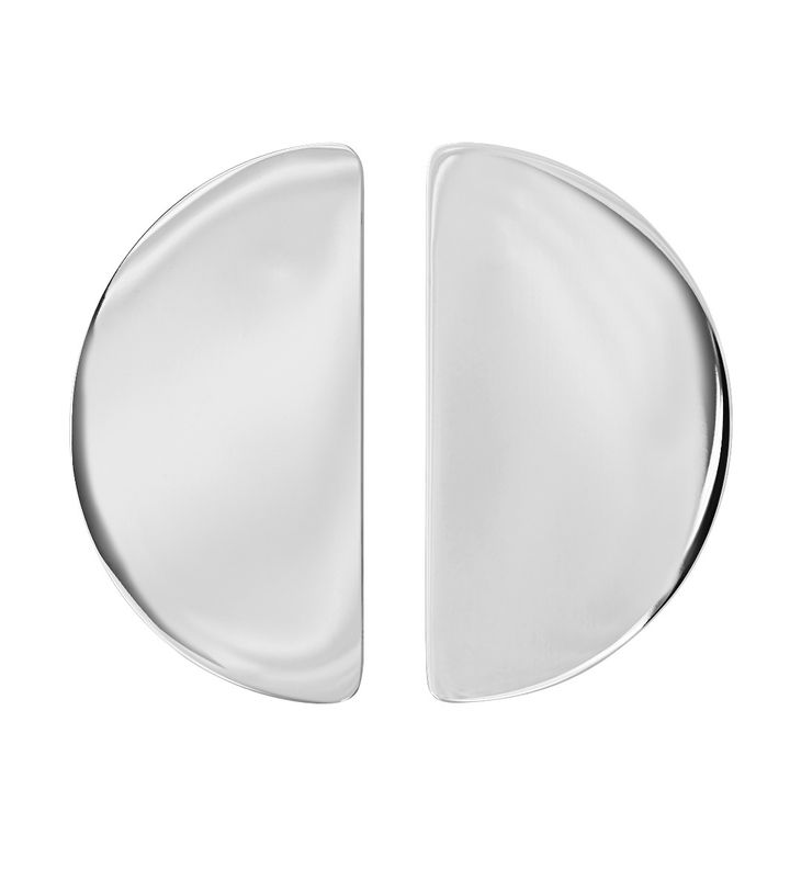 Shapes Studs Semicircle Steel