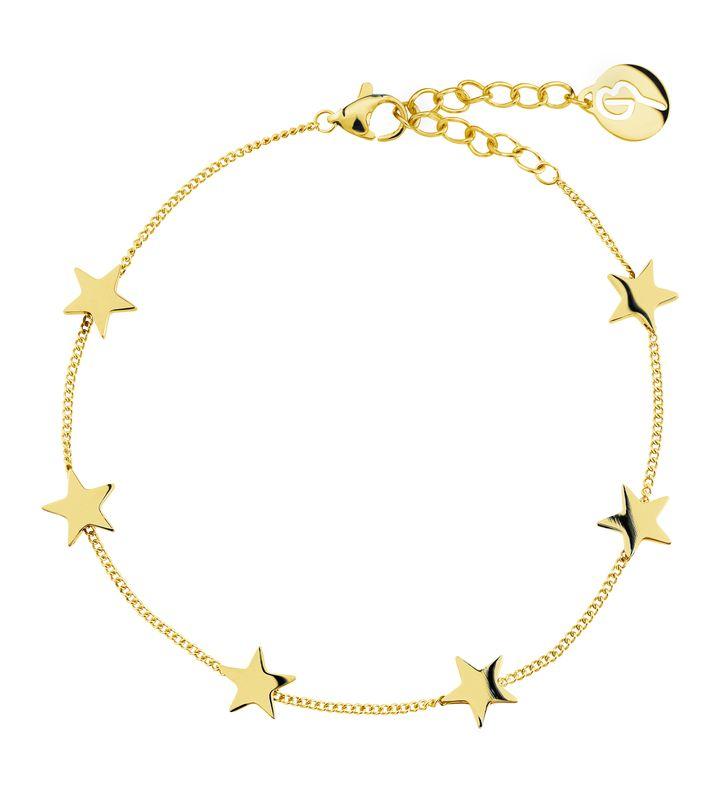 Sirius Bracelet Multi Gold