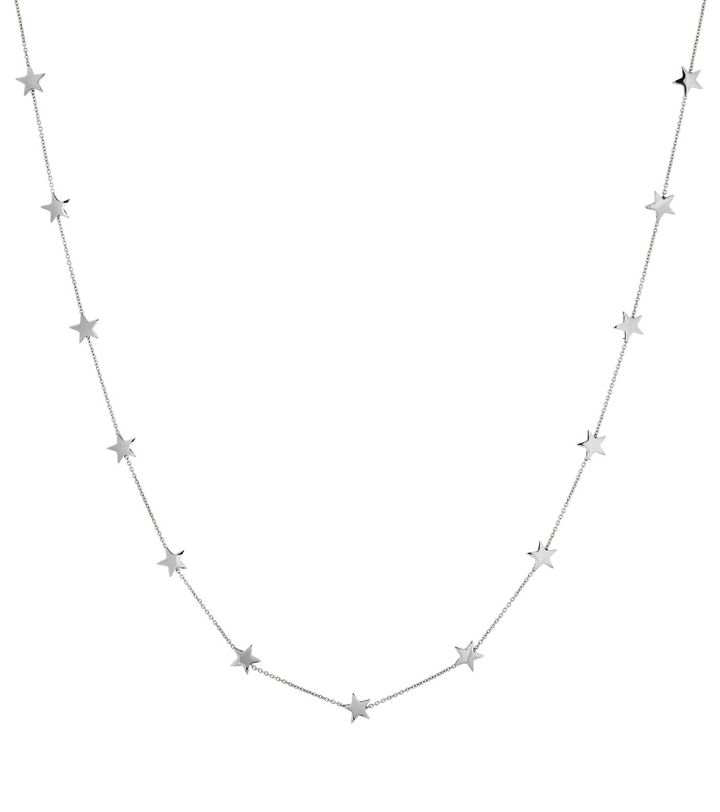 Sirius Necklace Multi Short Steel