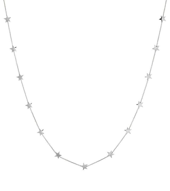 Sirius Necklace Multi Short Steel