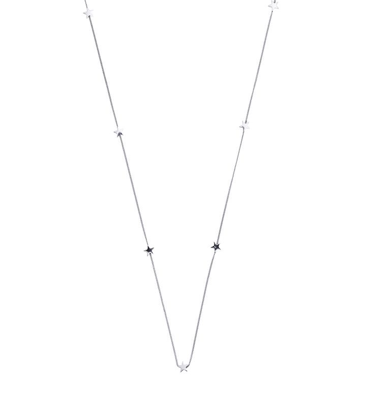 Sirius Necklace Multi Steel