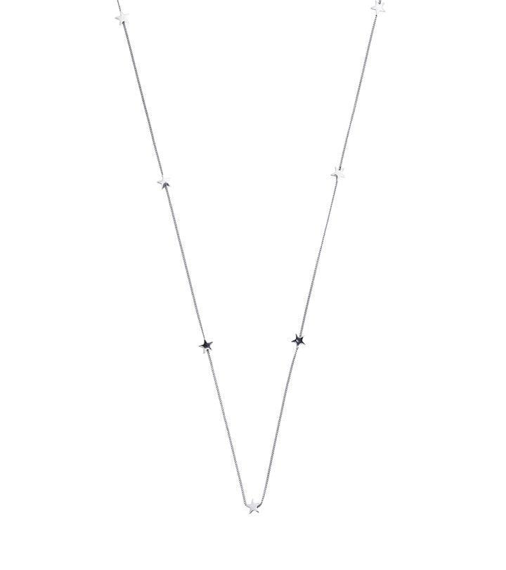 Sirius Necklace Multi Steel