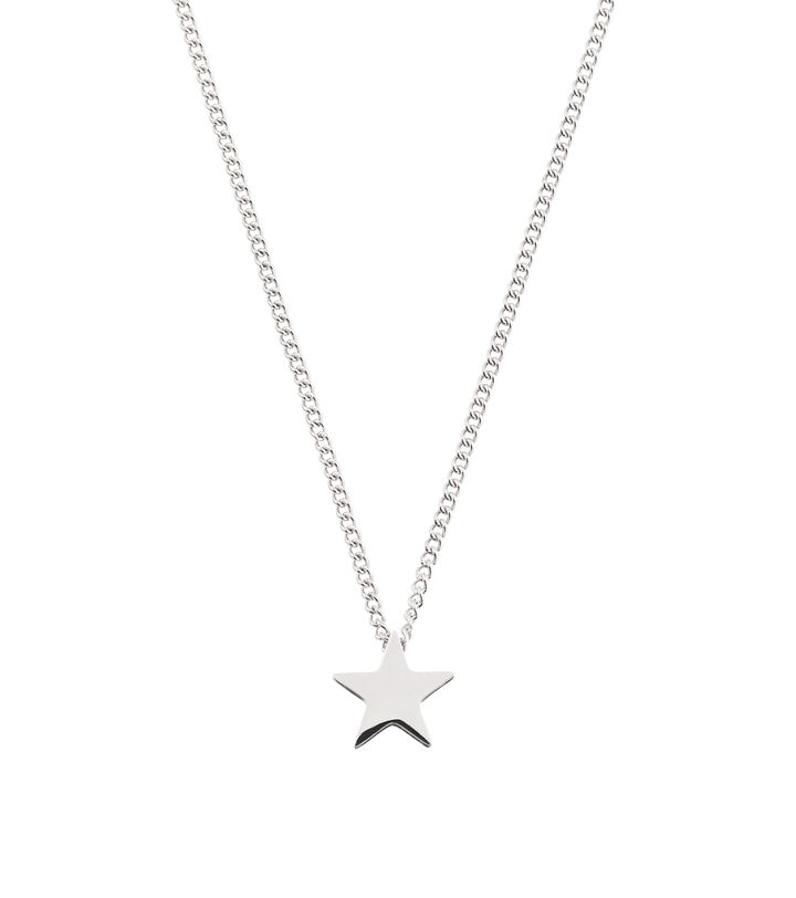 Sirius Necklace Steel