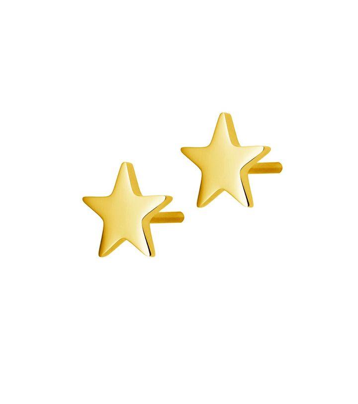Sirius Studs Gold