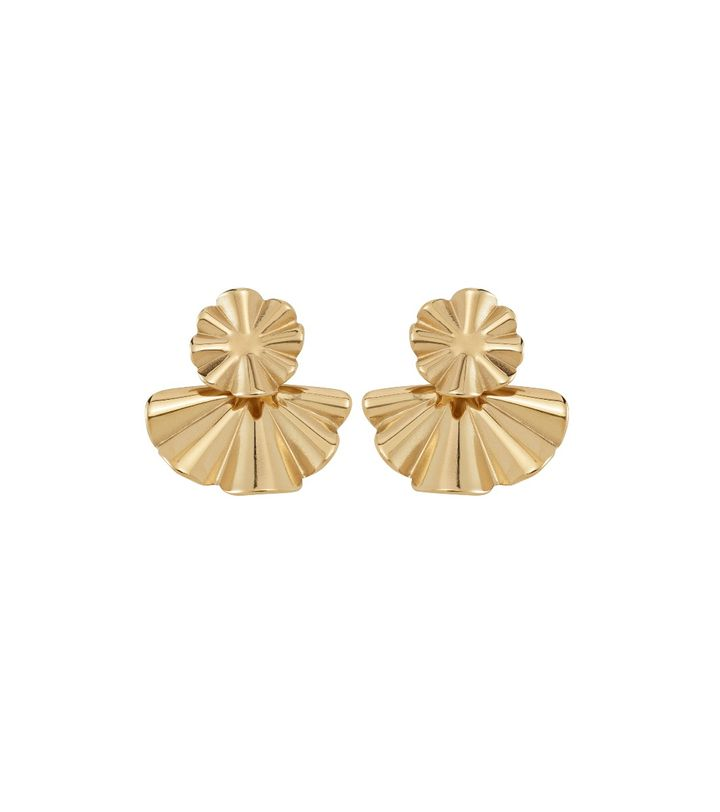Soaré Earrings Gold