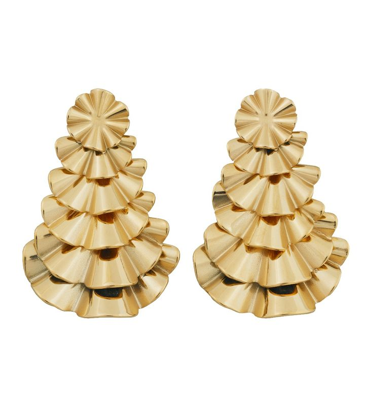 Soaré Earrings Multi Gold
