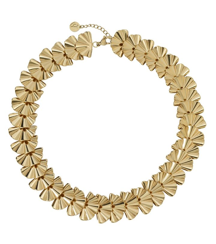 Soaré Necklace Multi Gold