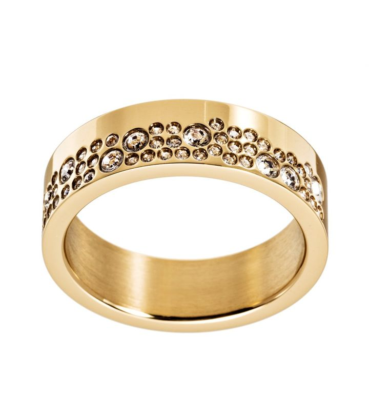 Sparkle Ring Gold