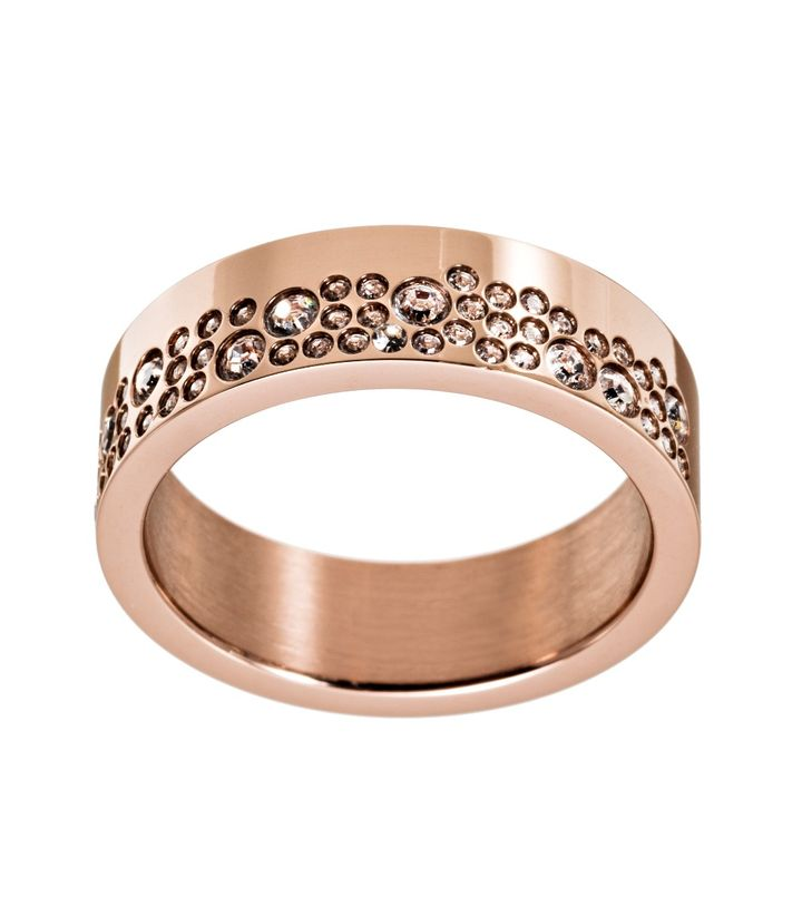 Sparkle Ring Rose Gold