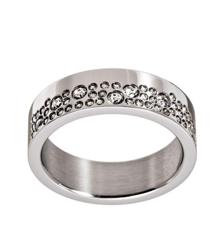 Sparkle Ring Steel