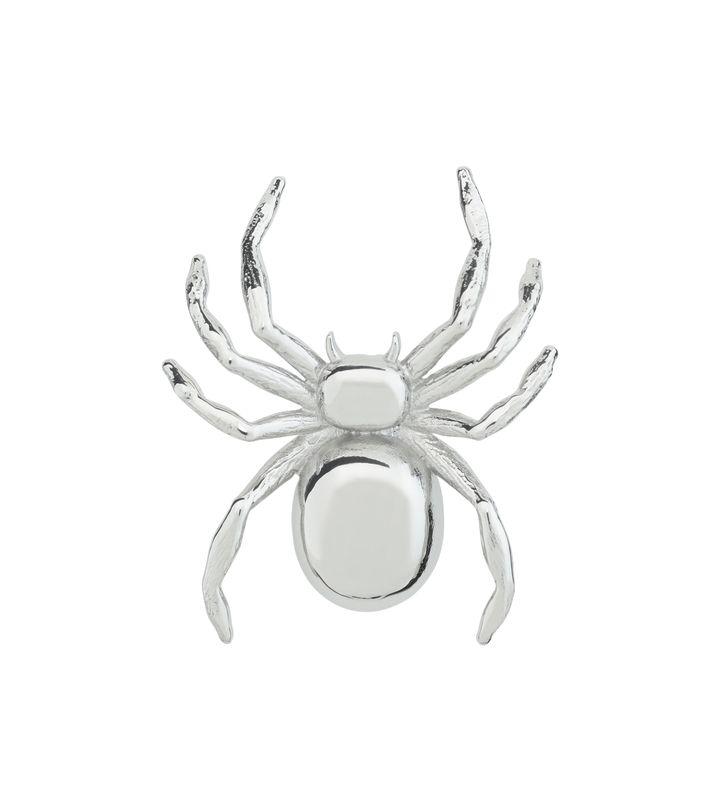 Spider Brosch Steel