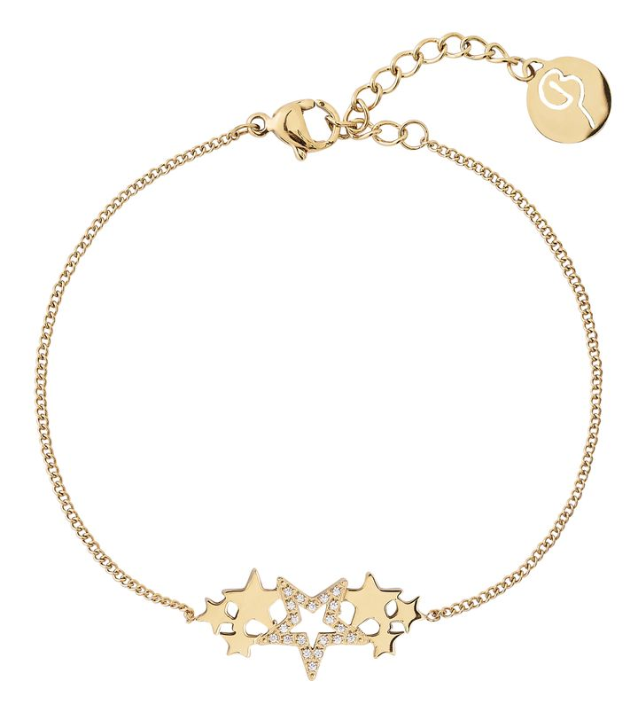 Starfield Bracelet Gold