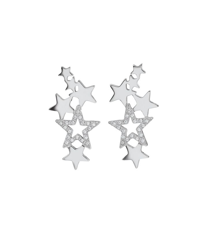 Starfield Earrings Steel