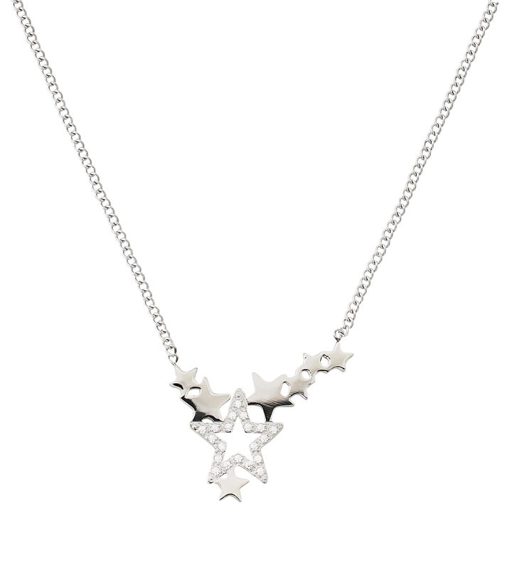Starfield Necklace Steel