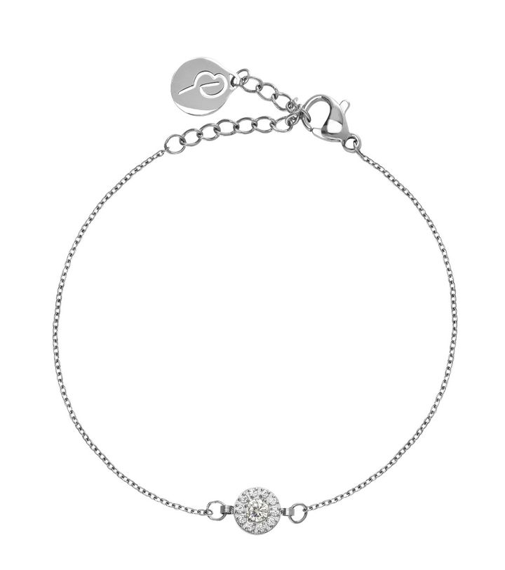 Thassos Bracelet Mini Steel