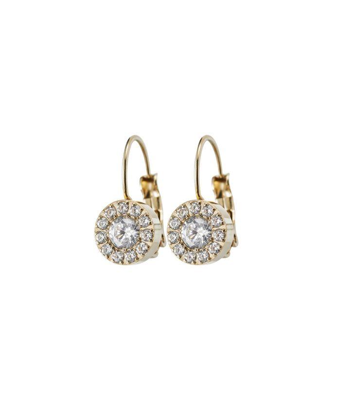 Thassos Earrings Gold