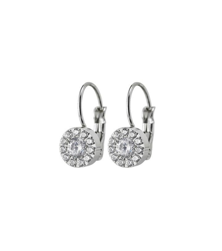 Thassos Earrings Steel