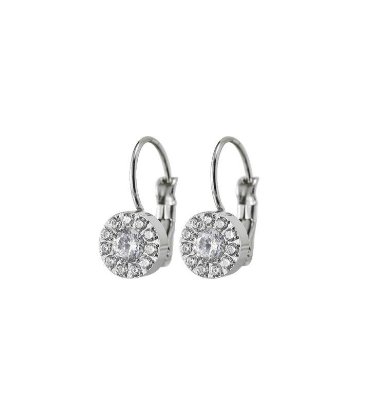 Thassos Earrings Steel