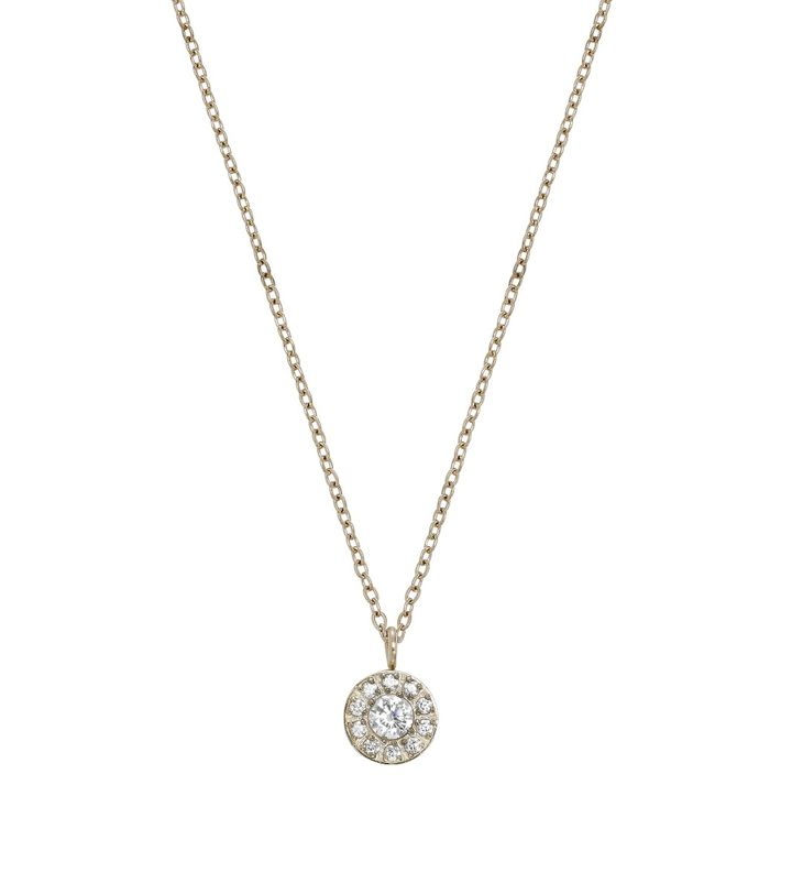Thassos Necklace Mini Gold