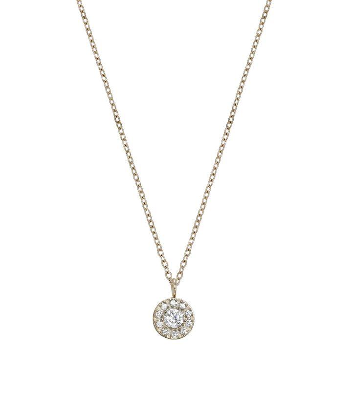 Thassos Necklace Mini Gold