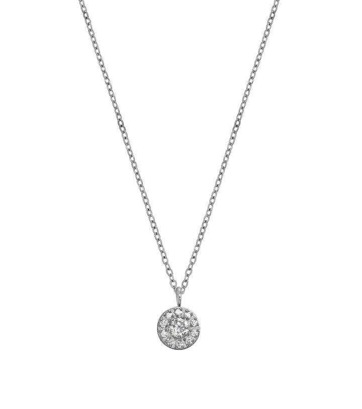 Thassos Necklace Mini Steel