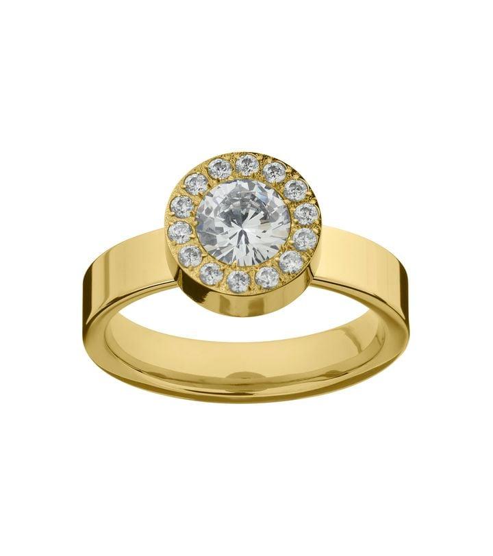 Thassos Ring Gold