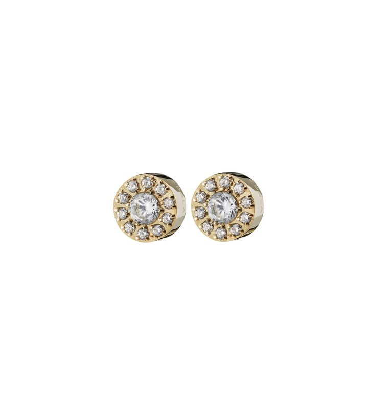 Thassos Studs Mini Gold