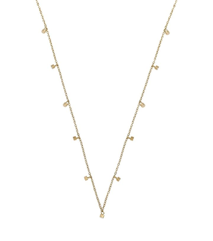 Tina Necklace Gold