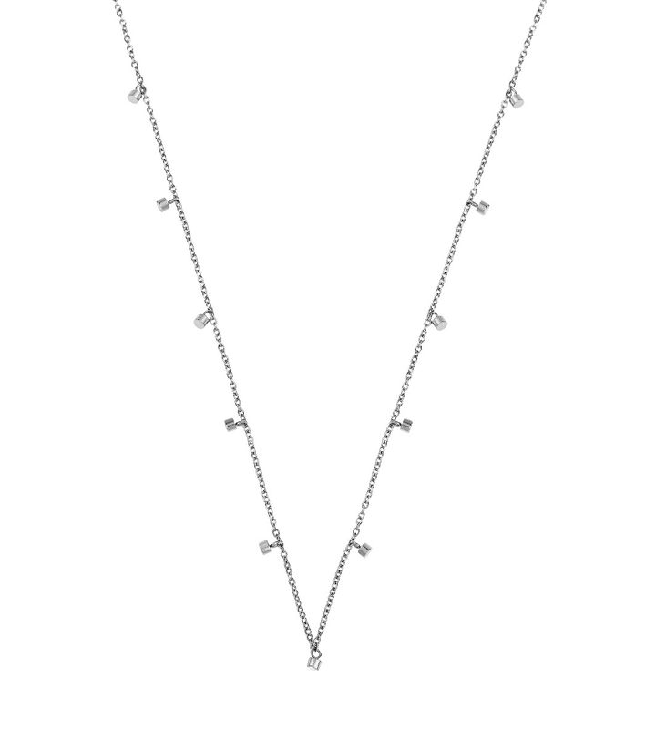 Tina Necklace Steel