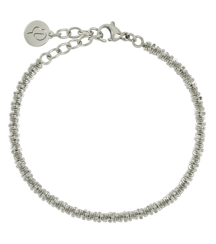 Tinsel Bracelet Steel