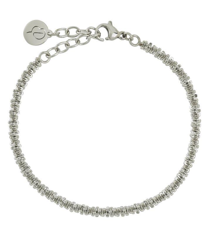 Tinsel Bracelet Steel