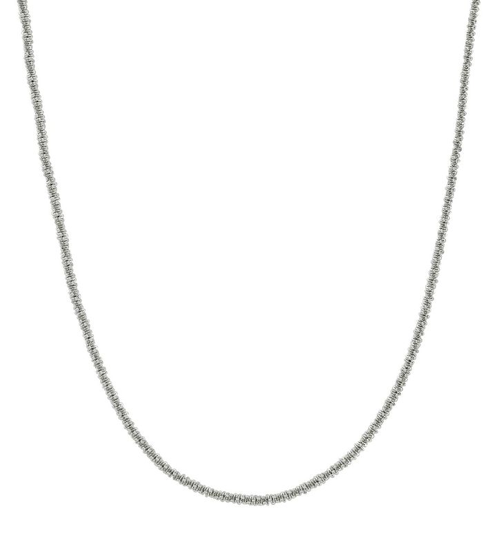Tinsel Necklace 42 cm Steel