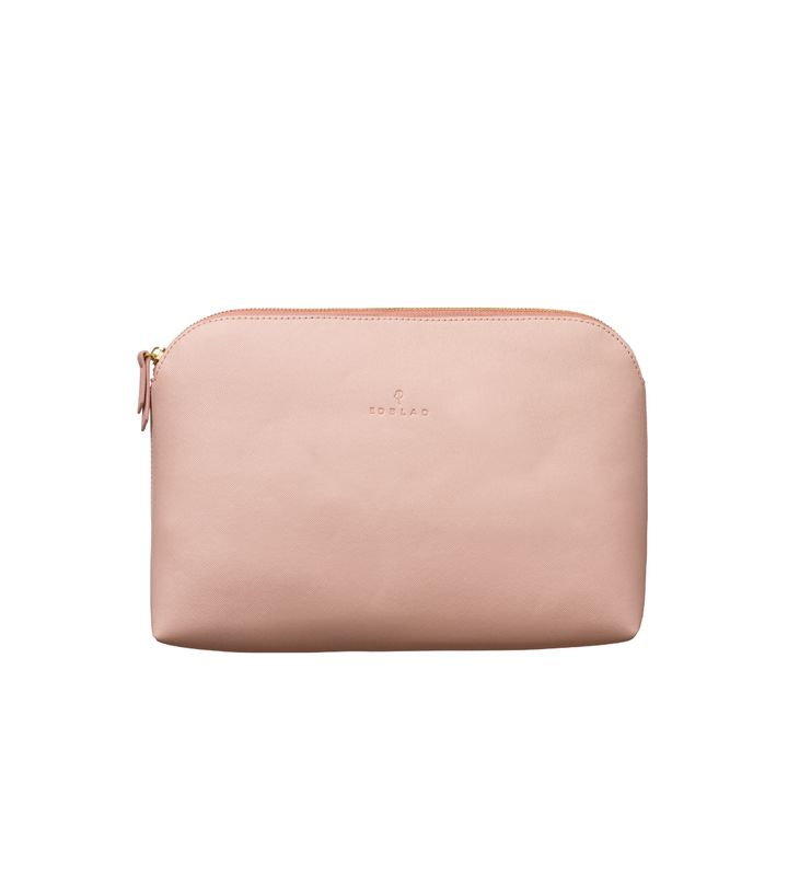 Travel Make Up Bag Dusty Pink