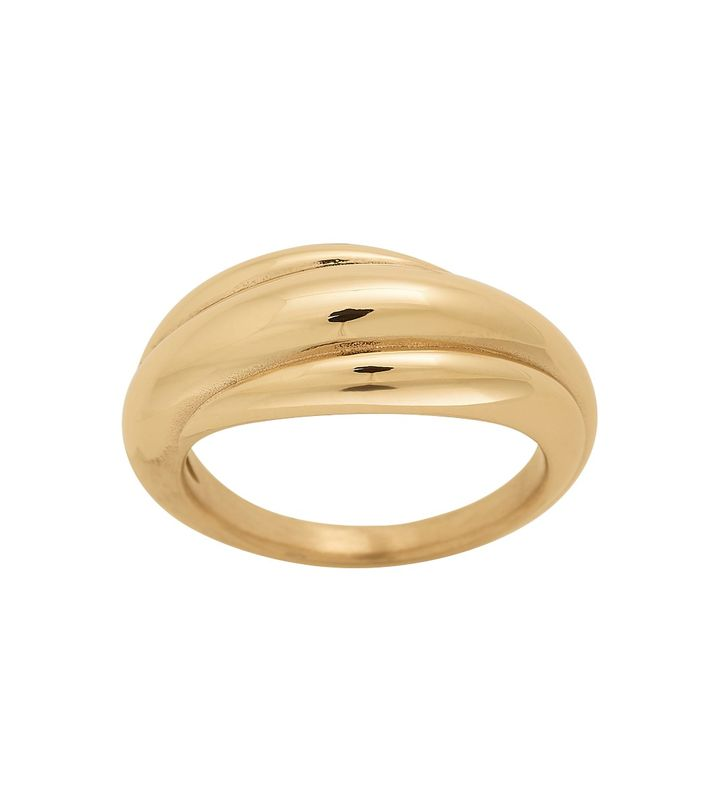Trois Ring Gold
