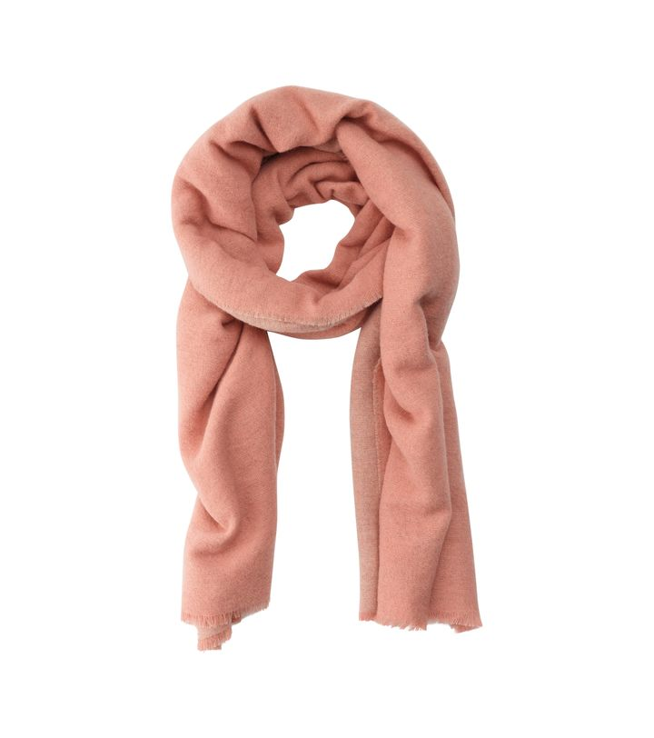 Two Tone Scarf Heather