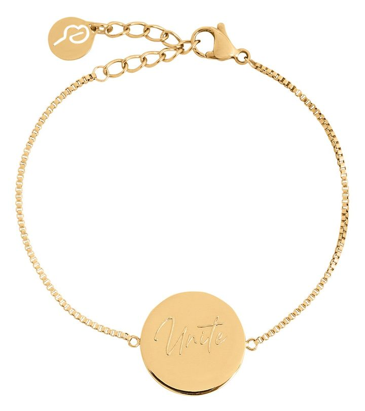 Unite Bracelet Gold