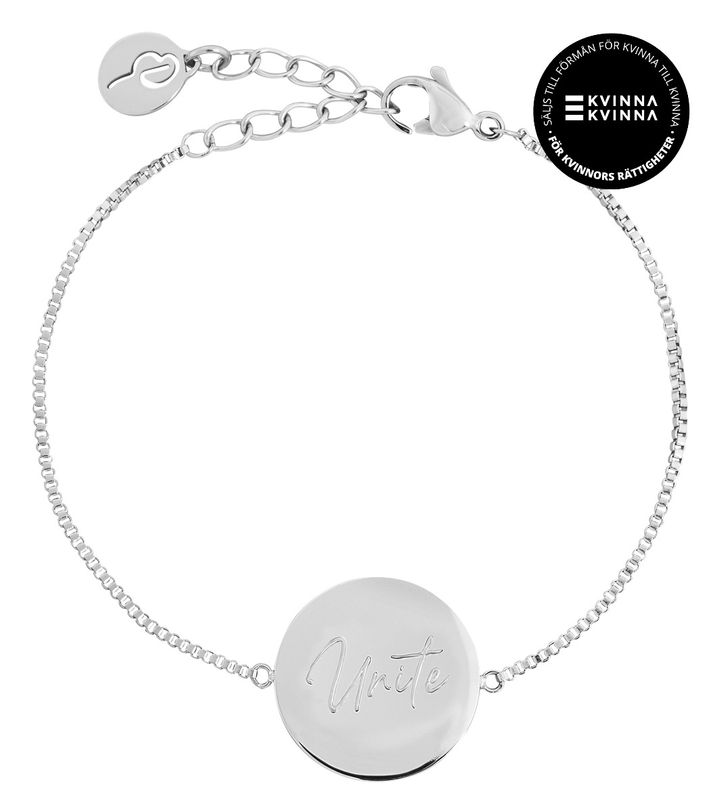 Unite Bracelet Steel