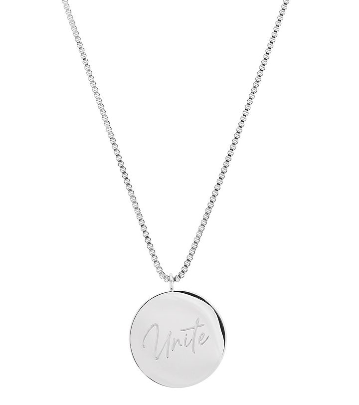 Unite Necklace Steel